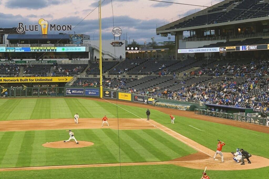 Baseball Game During Day