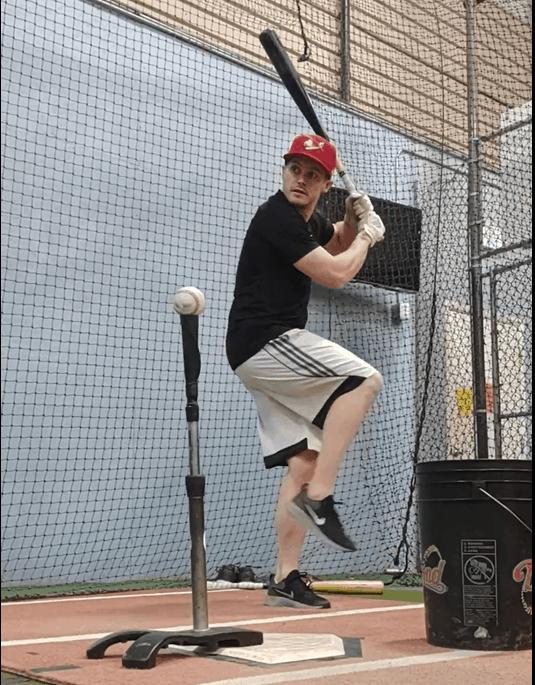 Steve-Nelson-Batting-Tee-Practice