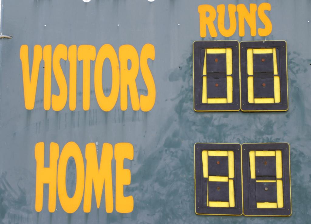 Big Baseball Score