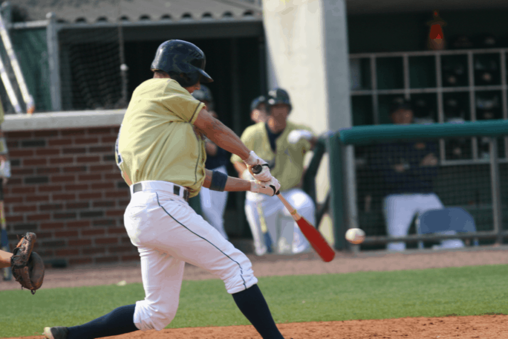 Batter Timing the Pitch