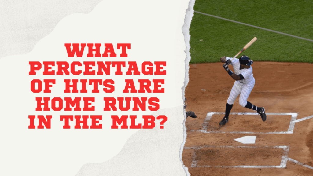 What Percentage of Hits are Home Runs in the MLB_