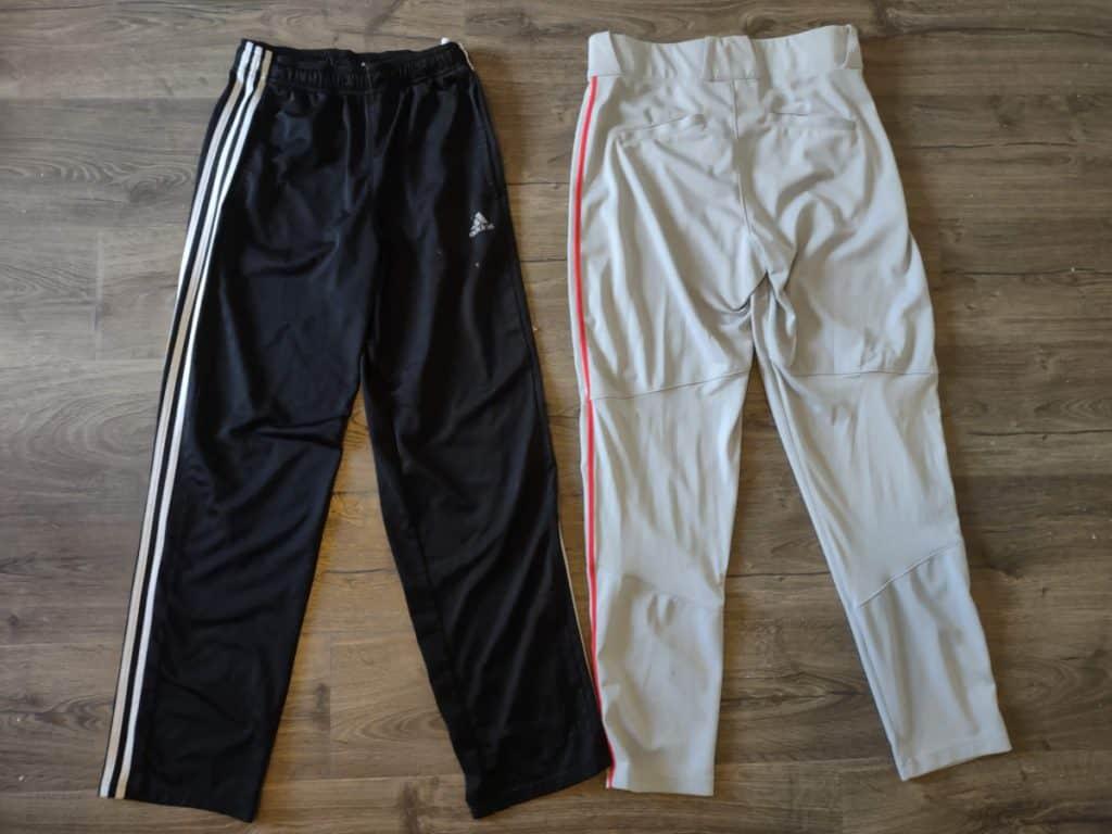 Baseball Pants for Practice