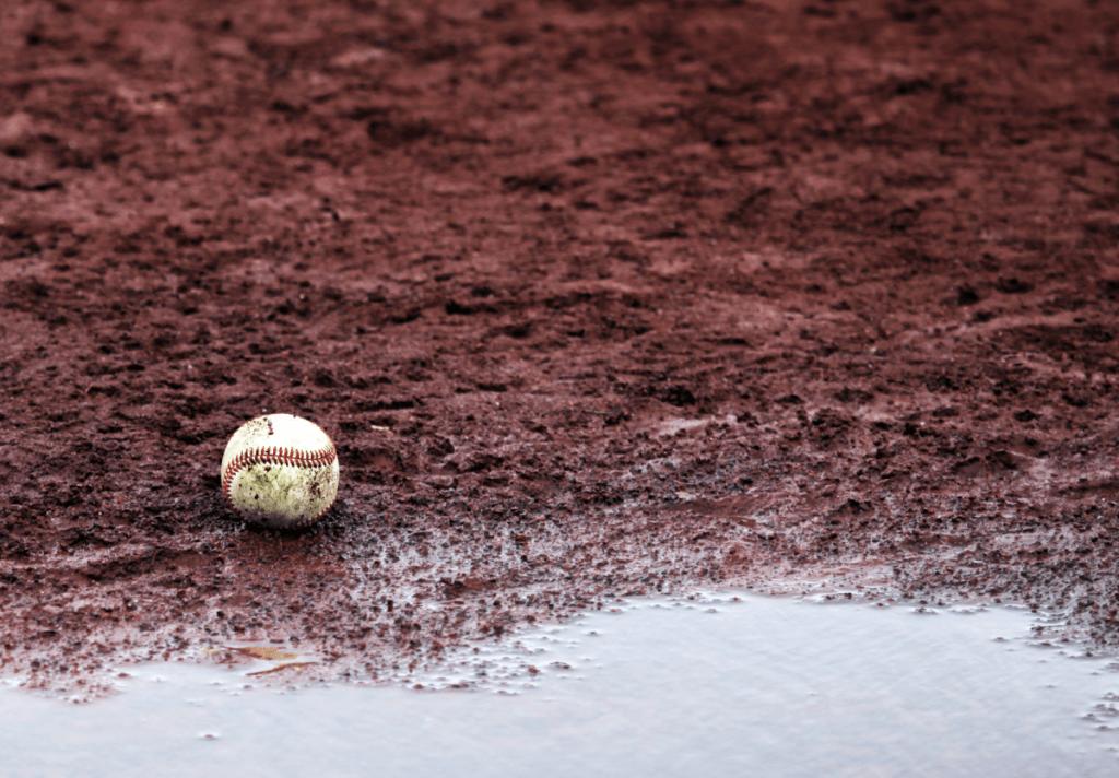 Baseball by Puddle