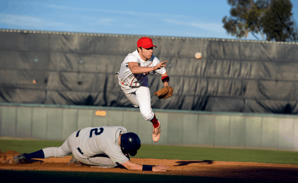 Breaking Up a Double Play