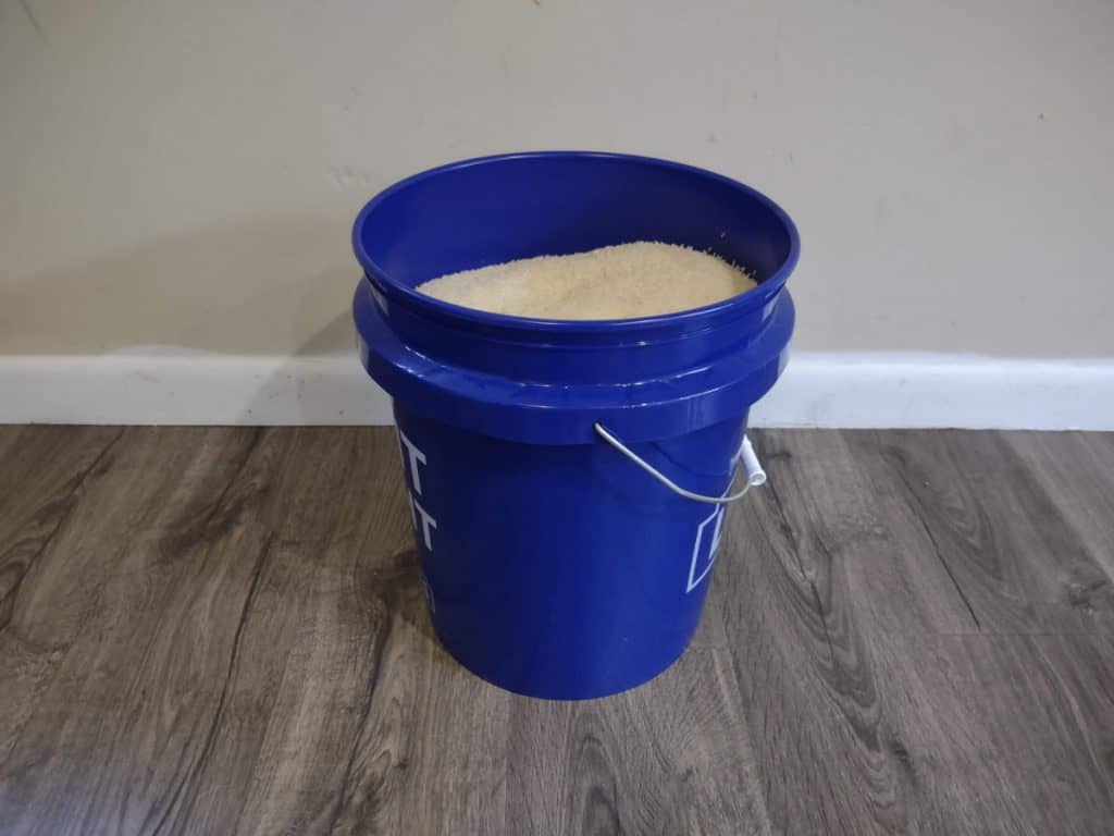 Bucket of Rice