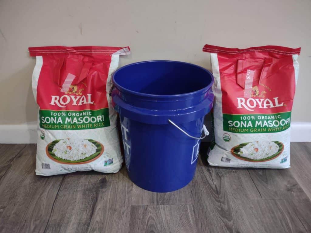 Rice Bucket Training Materials