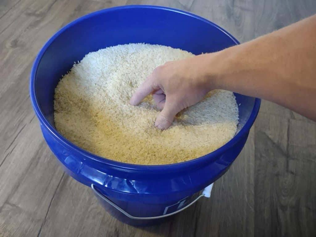Rice Training Pinchers